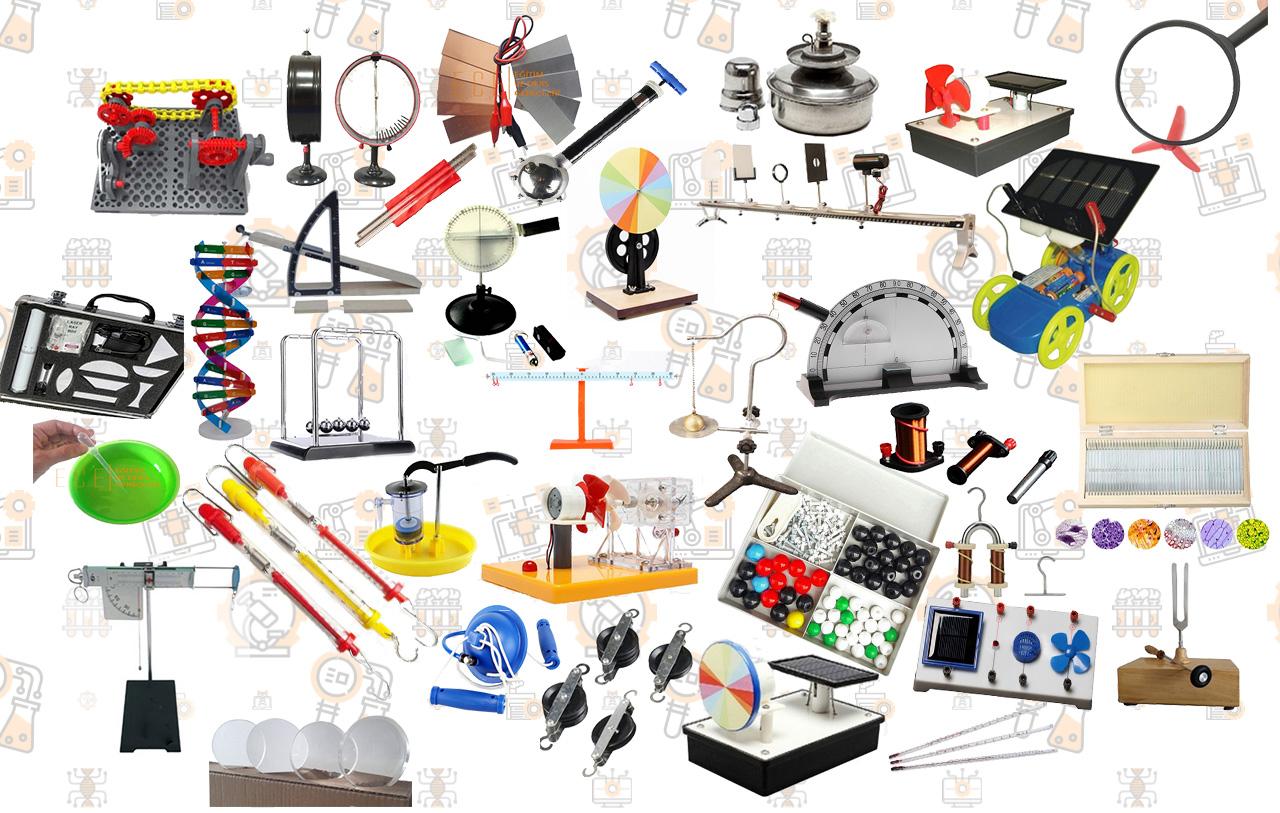 Steam Arka Plan Laboratuvar Ve Deney Materyalleri Ece Eğitim Ve